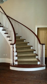 Curved Stairs Martello
